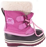 Sorel Yoot Pac Waterproof Nylon Boots