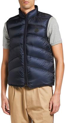 Moncler Men's Bourceau Puffer Vest