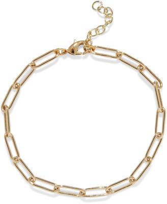 Iris & Ink Gold-tone Bracelet