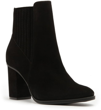 Schutz Fabrica Suede Ankle Boot