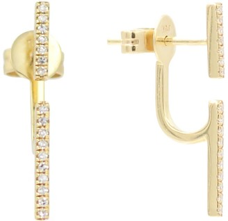 Kamaria Diamond Stick Ear Jackets