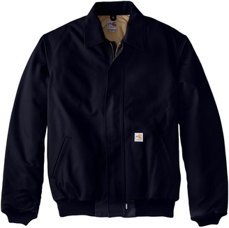 Carhartt Men's Big & Tall Flame Resistant Duck Bomber Jacket