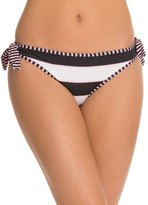 Tommy Bahama Swimwear Rugby Stripe Reversible Tide Side Hipster Bikini Bottom 8125518