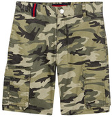 Toobydoo Timber Camo Short (Baby, Toddler, Little Boys, & Big Boys)