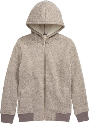 Tucker + Tate Fleece Lined Hooded Jacket