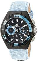 Burgmeister Men's Quartz Watch Marseille BM609-623 with Textile Strap