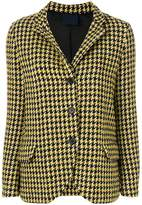 Aspesi houndstooth jacket