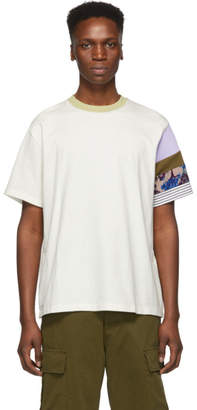 Acne Studios Off-White Eli T-Shirt