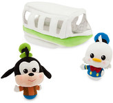 Disney Donald Duck and Goofy Monorail Plush Playset