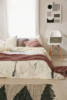 Deny Designs Chelsea Victoria For Deny Marble Duvet Cover