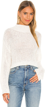 Lovers + Friends Bailey High Neck Sweater