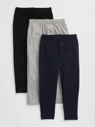 Gap Crop Leggings in Stretch Jersey (3-Pack)
