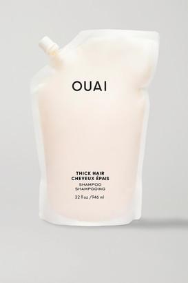 Ouai Thick Hair Shampoo Refill, 946ml
