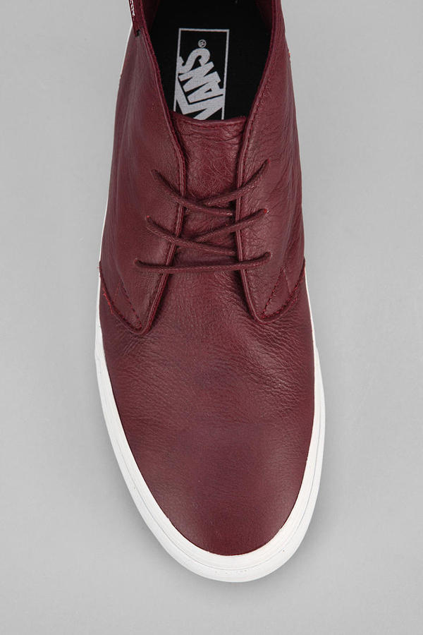 Chukka Vans Decon Leather Boot
