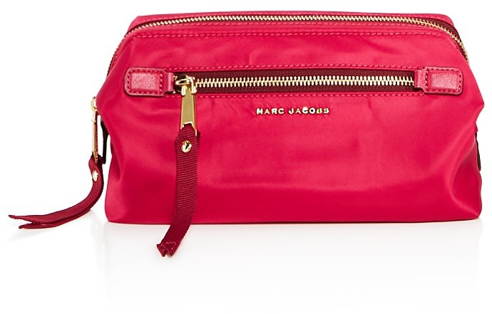 Marc Jacobs Trooper Framed Big Blitz Extra Large Cosmetic Case