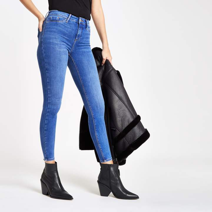 3f080996ca98c River Island Skinny Jeans For Women - ShopStyle UK