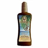 Panama Jack Spray Gel Sunscreen, SPF 8 with Instant Bronzer