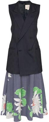Rentrayage Working Girl blazer dress