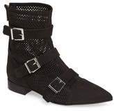 Topshop Women's Andrew Buckle Boot