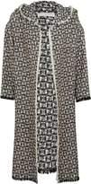 Faith Connexion Tweed Cardi-coat
