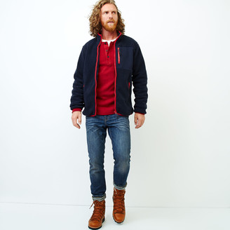 Roots Whistler Full Zip Mock Sweatshirt
