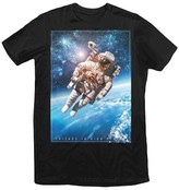 Men's Friends In High Places T-Shirt Black - Rebels & Nomads