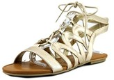 American Rag Amarlie Open Toe Canvas Gladiator Sandal.