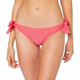 Pour Moi? Women's Hot Spots Tie Side Bottom Bikini