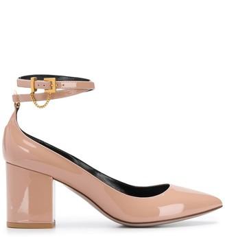 Valentino Ankle Strap Pumps