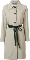 Golden Goose Deluxe Brand belted trench coat - women - Cotton/Nylon/Polyester/Viscose - XS