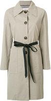 Golden Goose Deluxe Brand belted trench coat