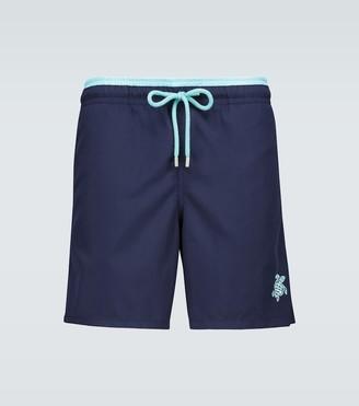 Vilebrequin Moka swim shorts