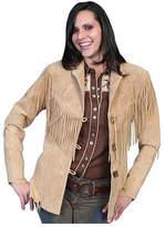Scully Women's Boar Suede Fringe Jacket L9