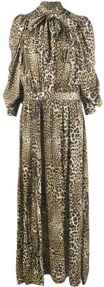 Zadig & Voltaire Run leopard-print dress