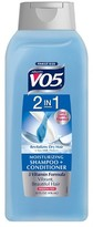 VO5 Alberto 2 in 1 Moisturizing Shampoo + Conditioner - 33 oz