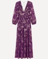Thumbnail for your product : BA&SH Dina Violet Dress