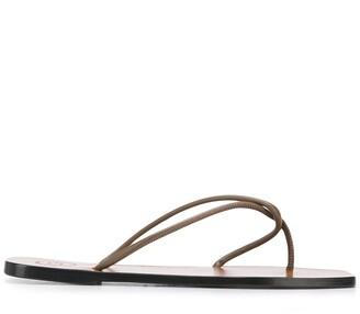 ATP ATELIER Alessano flat sandals