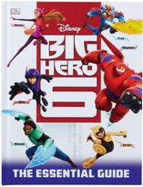 DK Publishing Big Hero 6: The Essential Guide