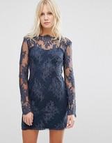 Style Stalker Stylestalker Katara Long Sleeve Dress