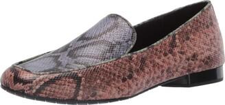 Donald J Pliner Women's HONEY-49 Loafer Flat Rose 6 B US