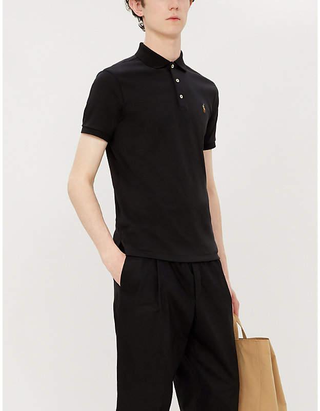 Polo Pima Shirt Touch Cotton Soft GUzVpMqS