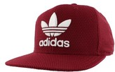 adidas Men's 'Trefoil Plus' Snapback Cap - Red