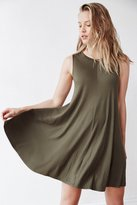 Silence & Noise Silence + Noise Swingy Tank Dress