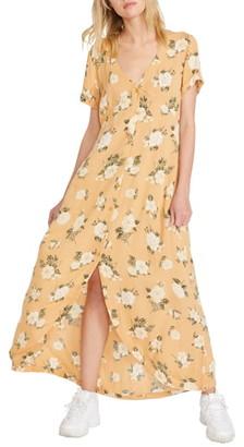 Volcom I Stay You Go Maxi Dress