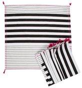 Kim Seybert Striped Dinner Napkin Set