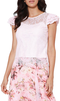 Alannah Hill Moonlight Kiss Top