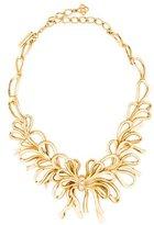 Oscar de la Renta Bow Collar Necklace