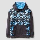 Champion Boys' Tech Fleece Pullover Hoodie Charcoal