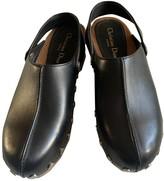 Christian Dior Black Mules \u0026 Clogs