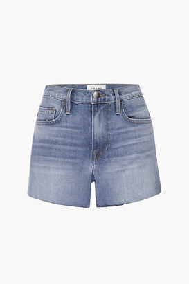 Frame Alamitos Le Brigette Raw Edge Short